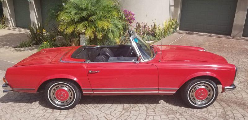 1967 Mercedes-Benz 250SL  - 17921585 - 35