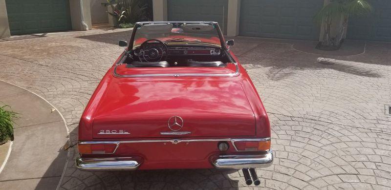 1967 Mercedes-Benz 250SL  - 17921585 - 36