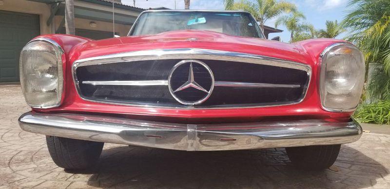 1967 Mercedes-Benz 250SL  - 17921585 - 38