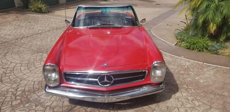 1967 Mercedes-Benz 250SL  - 17921585 - 3