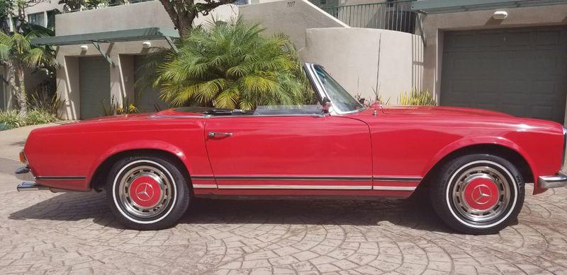 1967 Mercedes-Benz 250SL  - 17921585 - 39