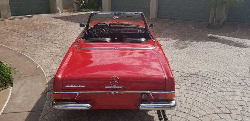 1967 Mercedes-Benz 250SL  - 17921585 - 40