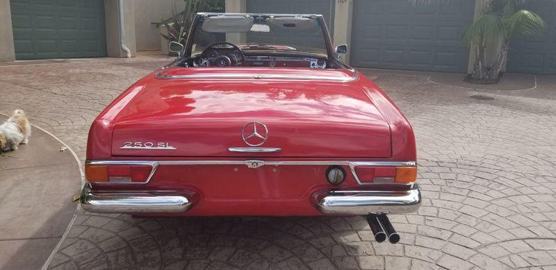 1967 Mercedes-Benz 250SL  - 17921585 - 41