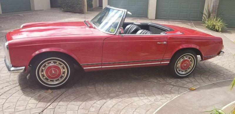 1967 Mercedes-Benz 250SL  - 17921585 - 42