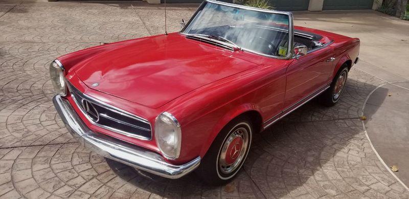1967 Mercedes-Benz 250SL  - 17921585 - 44