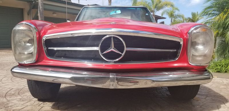 1967 Mercedes-Benz 250SL  - 17921585 - 46