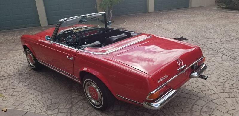 1967 Used Mercedes Benz 250sl At Sports Car Company Inc Serving La