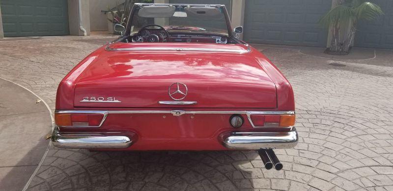 1967 Mercedes-Benz 250SL  - 17921585 - 5