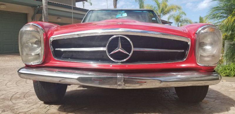 1967 Mercedes-Benz 250SL  - 17921585 - 7