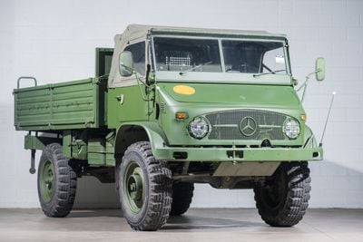 1967 Mercedes-Benz Unimog  Truck