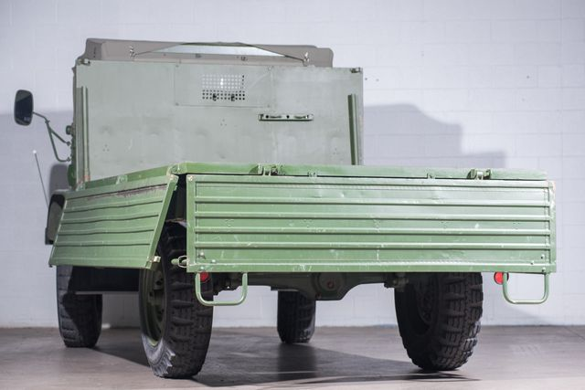 1967 Mercedes-Benz Unimog  - Click to see full-size photo viewer