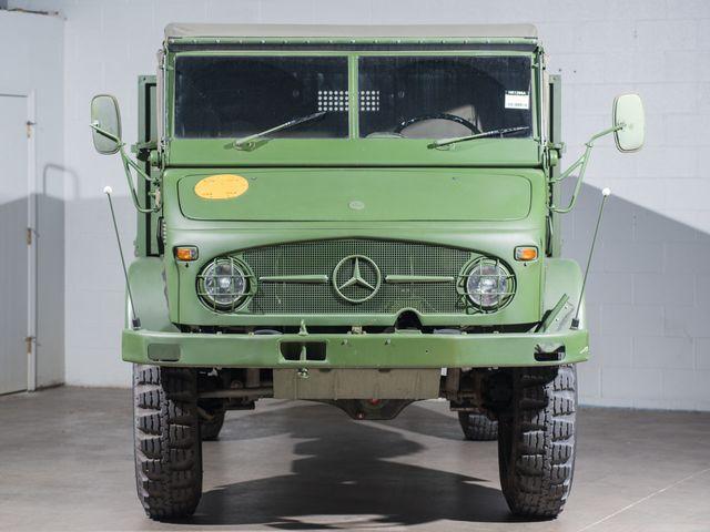1967 Used Mercedes-Benz Unimog at Platinum Motorcars ...