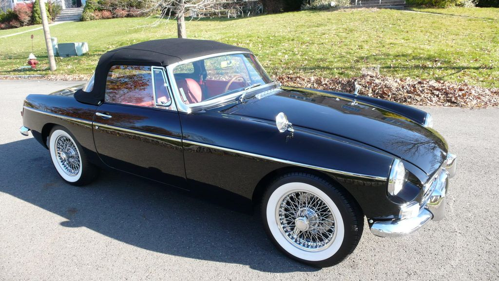 1967 Used MG MGB STUNNING at Find Great Cars Serving RAMSEY, NJ, IID ...