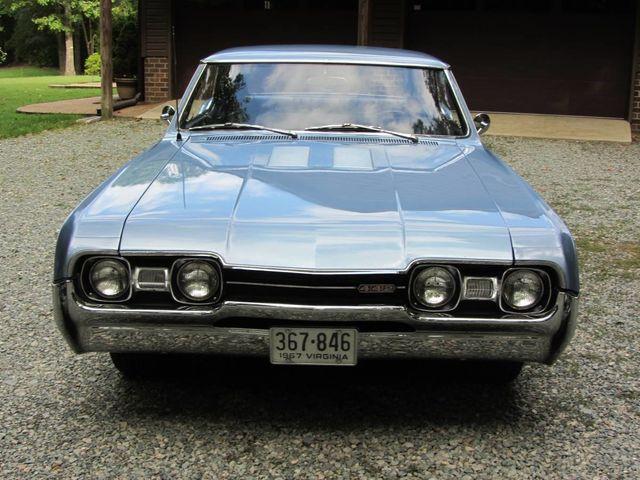 1967 Oldsmobile Cutlass Supreme 442 For Sale Coupe for Sale Riverhead, NY -  $32,995 - Motorcar com