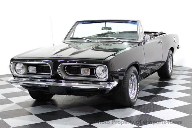 1967 Used Plymouth BARRACUDA BARRACUDA RESTOMOD 5 SPEED MANUAL TRANS at  eimports4Less Serving Doylestown, Bucks County, PA, IID 16876902