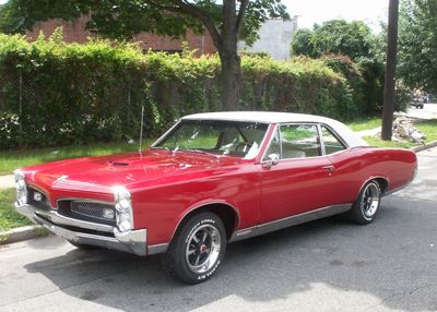 1967 Pontiac GTO For Sale Coupe