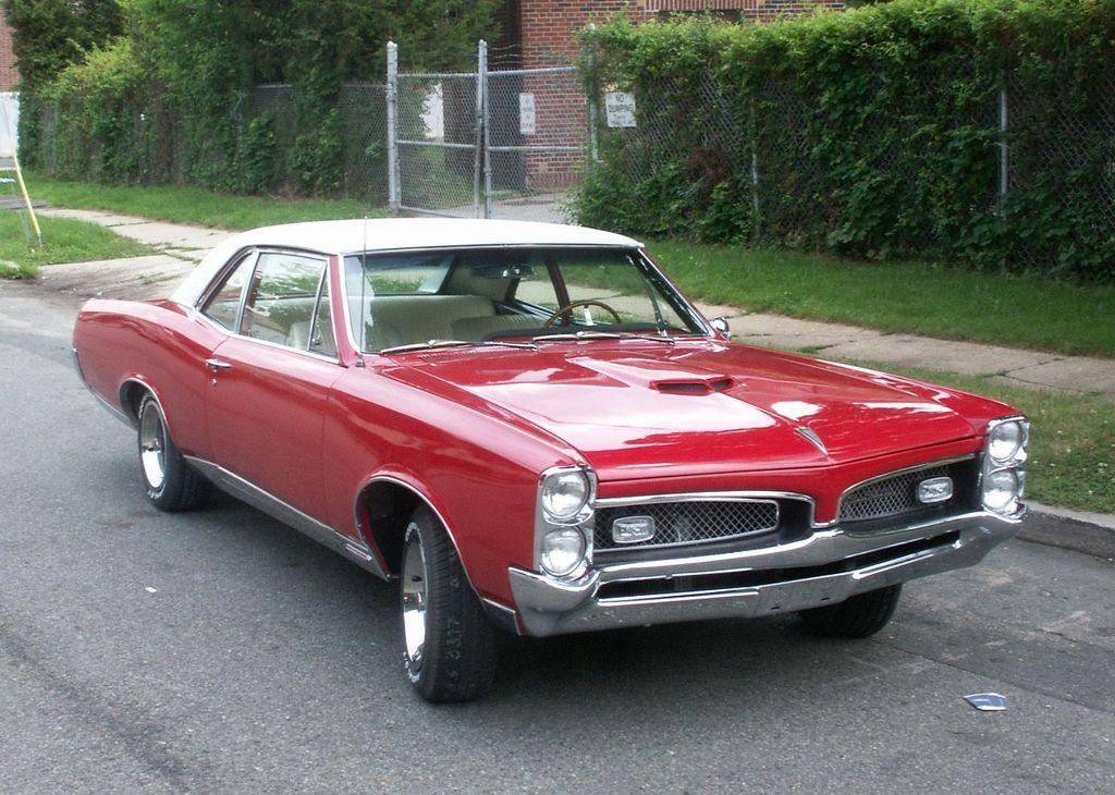 1967 Pontiac GTO For Sale - 16706694 - 1