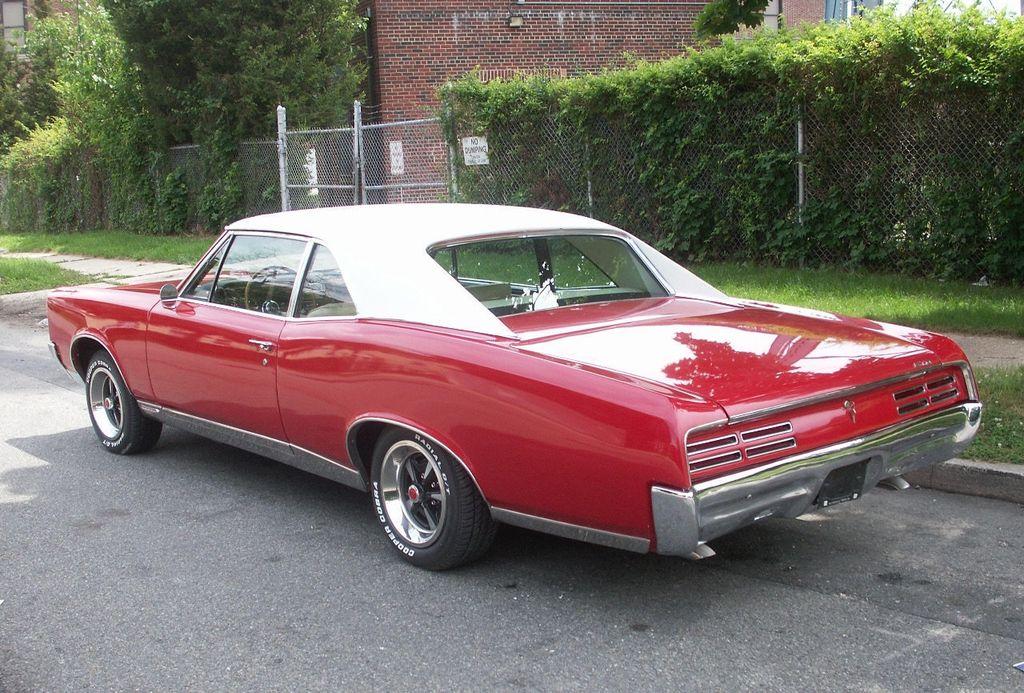 1967 Pontiac GTO For Sale - 16706694 - 2