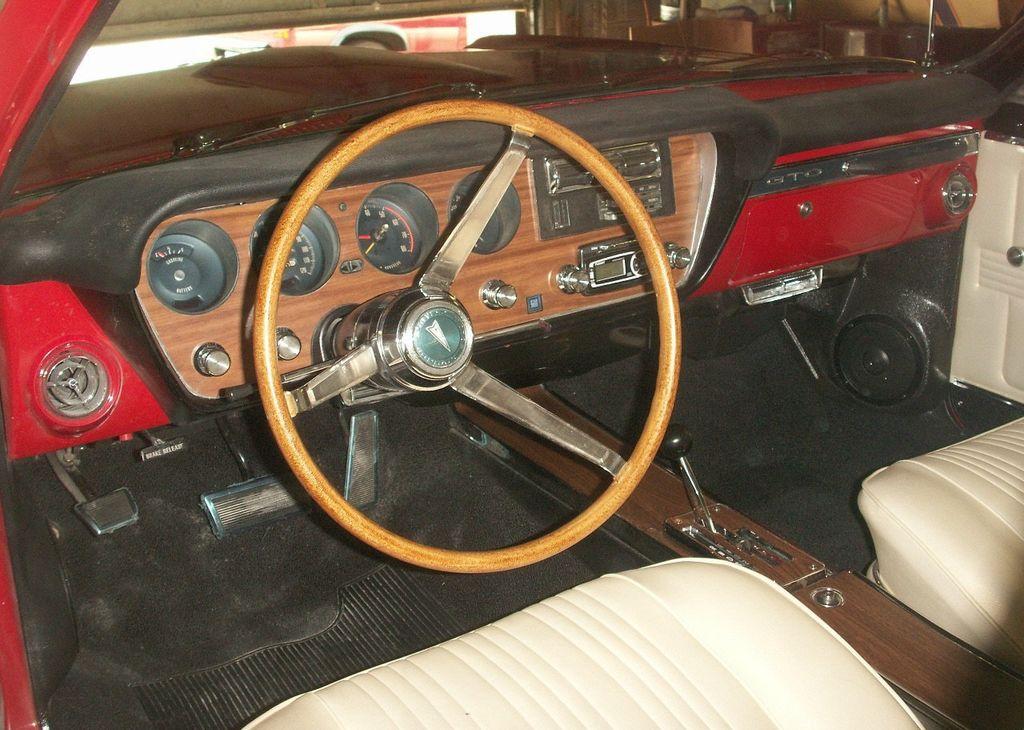 1967 Pontiac GTO For Sale - 16706694 - 4