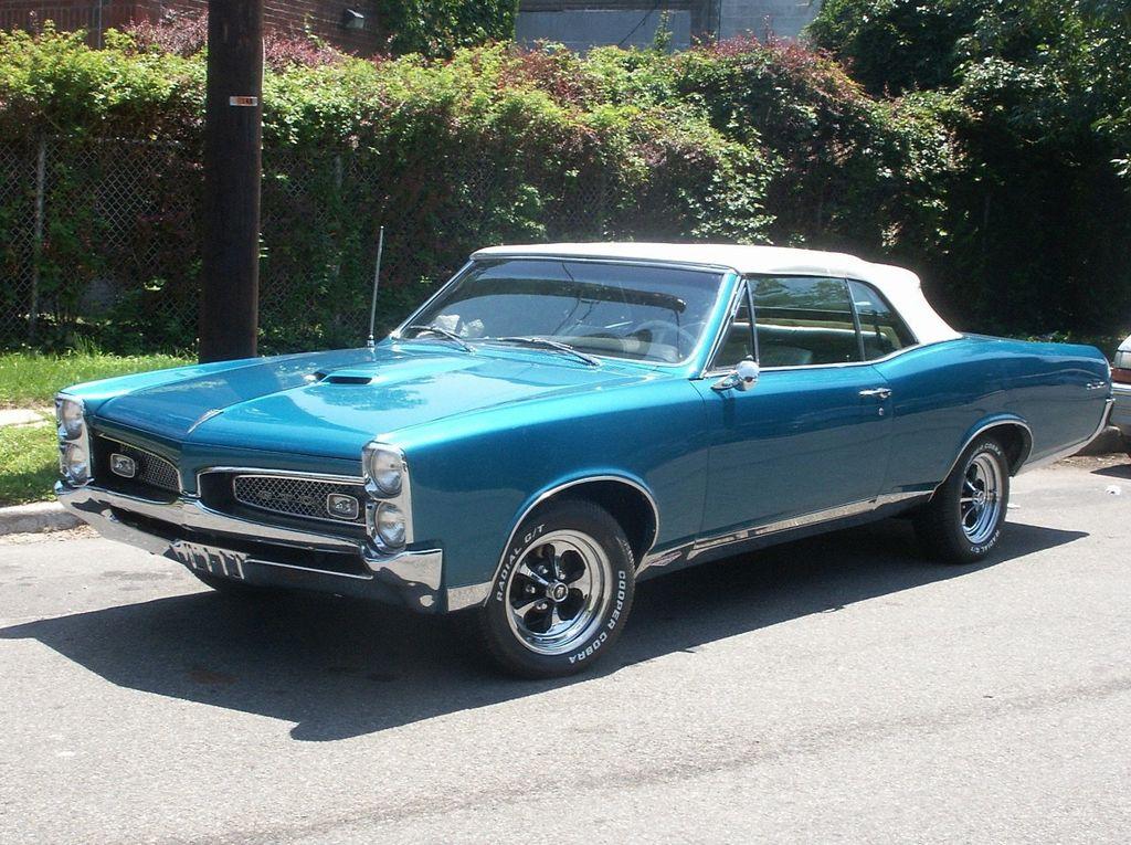 1967 Pontiac GTO For Sale - 16706916 - 0