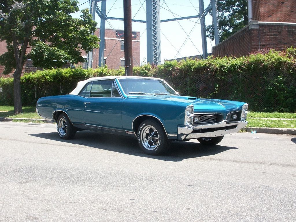 1967 Pontiac GTO For Sale - 16706916 - 1