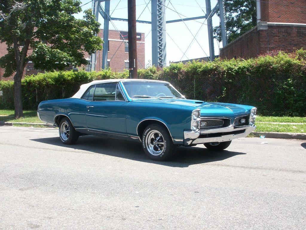 1967 Pontiac GTO For Sale - 16706916 - 1