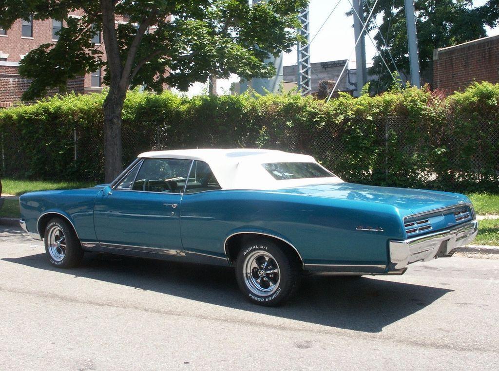1967 Pontiac GTO For Sale - 16706916 - 2