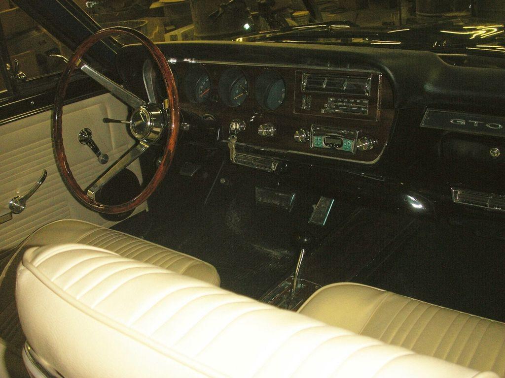 1967 Pontiac GTO For Sale - 16706916 - 7