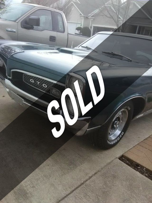1967 Pontiac GTO For Sale - 17466973 - 0