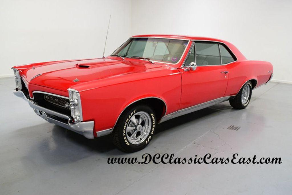 Used Pontiac Gto At Dc Classic Cars East Serving Mooresville Nc