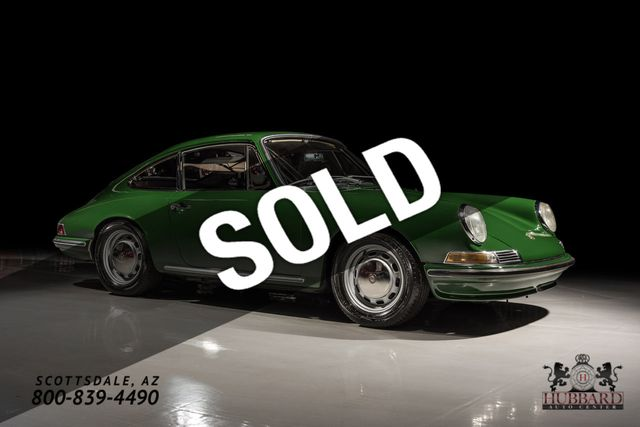 1967 Porsche 911 Incredible history, matching numbers, 3 owners