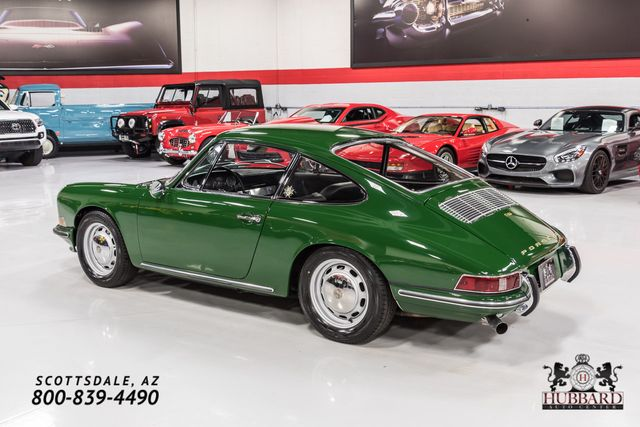 1967 Porsche 911 Incredible history, matching numbers, 3 owners  - Click to see full-size photo viewer