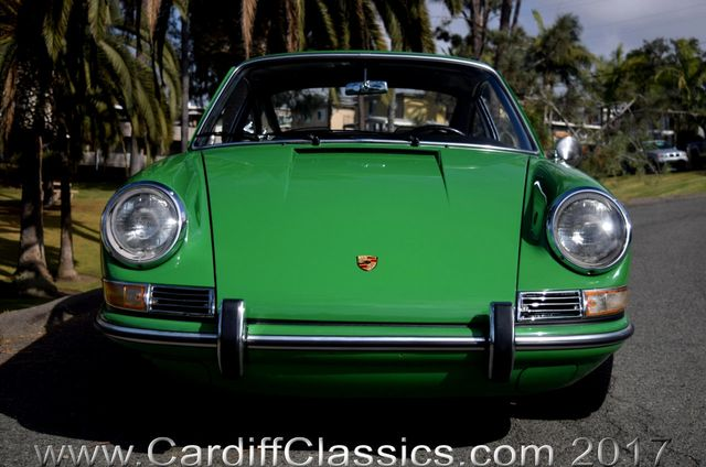 1967 Porsche 912  - Click to see full-size photo viewer