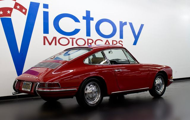 1967 Porsche 912 CPE - Click to see full-size photo viewer