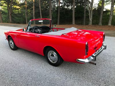 1967 Sunbeam Alpine SOLD - Click to see full-size photo viewer