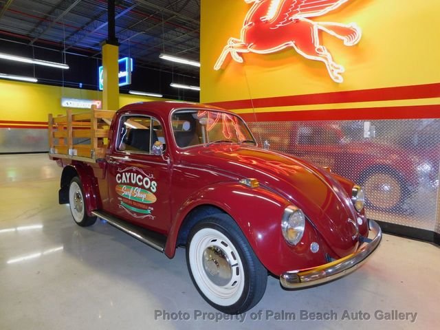 1967 Volkswagen Beetle >> 1967 Used Volkswagen Beetle Surf Truck At Palm Beach Auto