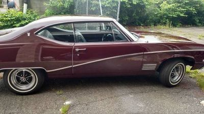 1968 Buick Skylark  Coupe