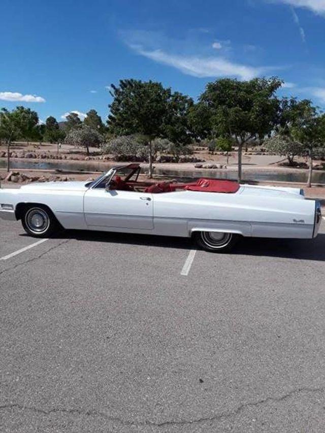 1968 Cadillac CT6