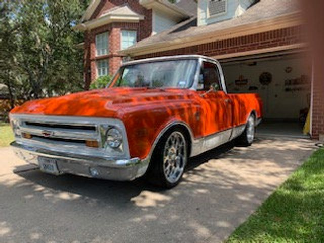 1968 Chevrolet C10 Restomod - Click to see full-size photo viewer