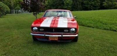 1968 Chevrolet Camaro  - Click to see full-size photo viewer