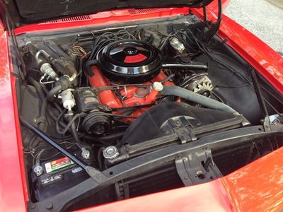 1968 Chevrolet Camaro Convertible - Click to see full-size photo viewer