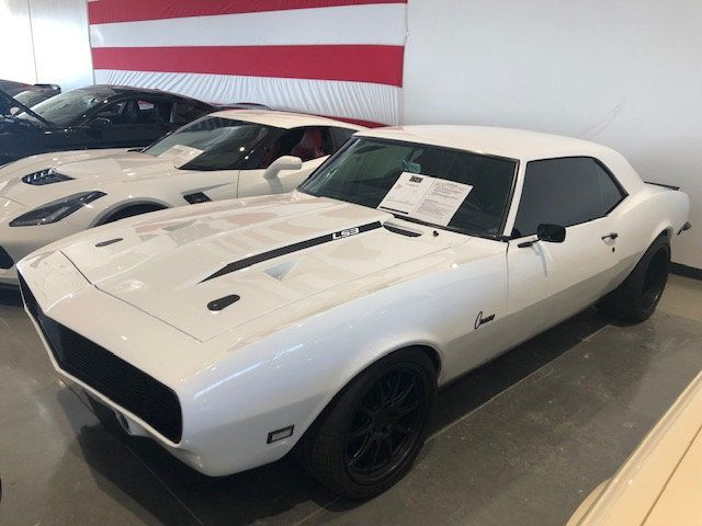 Pro Touring Cars For Sale >> 1968 Used Chevrolet Camaro Ls3 Pro Touring At Cnc Motors Inc Serving Upland Ca Iid 18383445