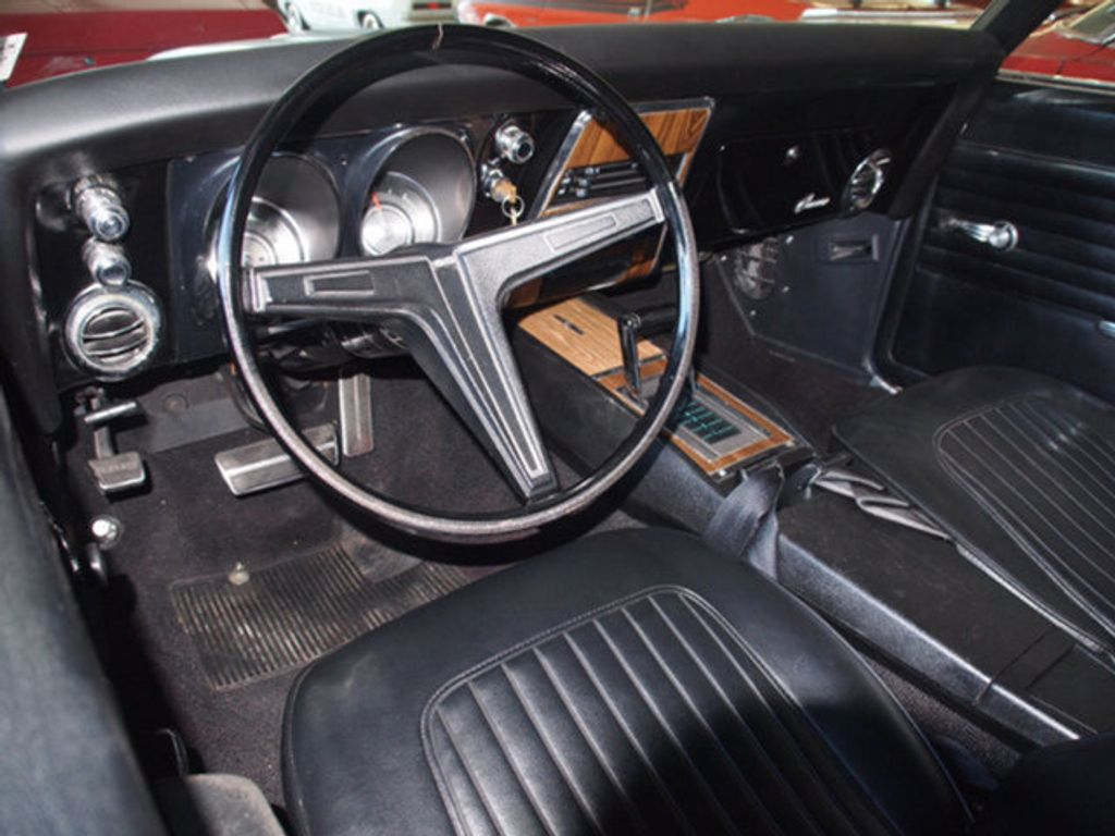 1968 Chevrolet Camaro SS - 17794979 - 16
