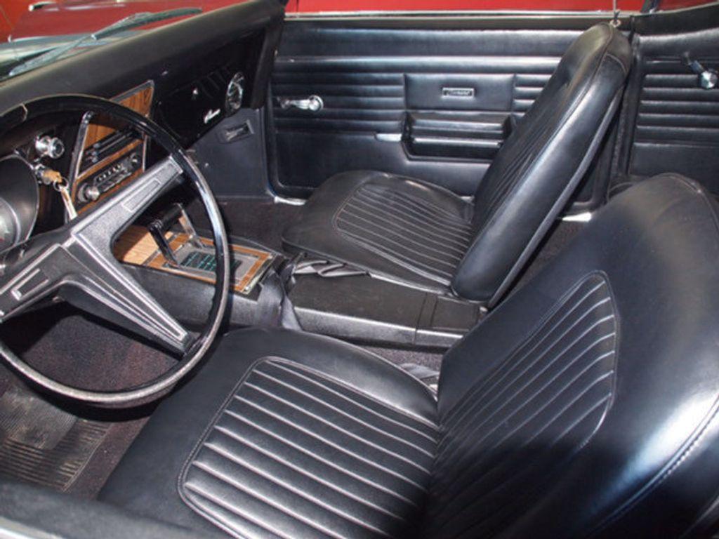 1968 Chevrolet Camaro SS - 17794979 - 17