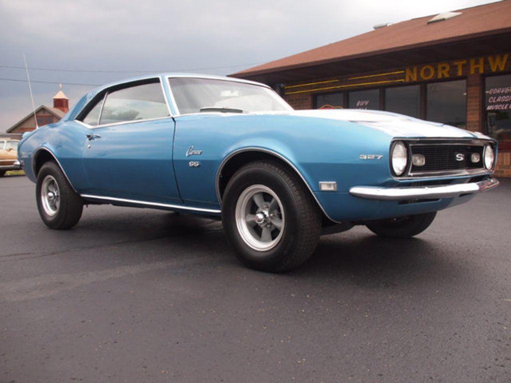 1968 Chevrolet Camaro SS - 17794979 - 1