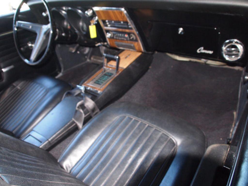 1968 Chevrolet Camaro SS - 17794979 - 19