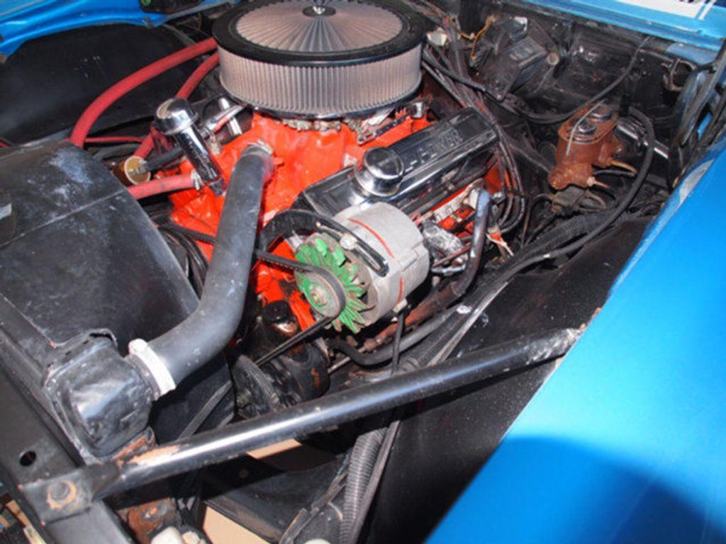 1968 Chevrolet Camaro SS - 17794979 - 23