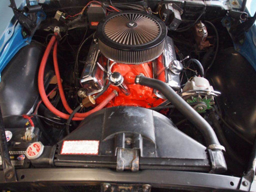 1968 Chevrolet Camaro SS - 17794979 - 25
