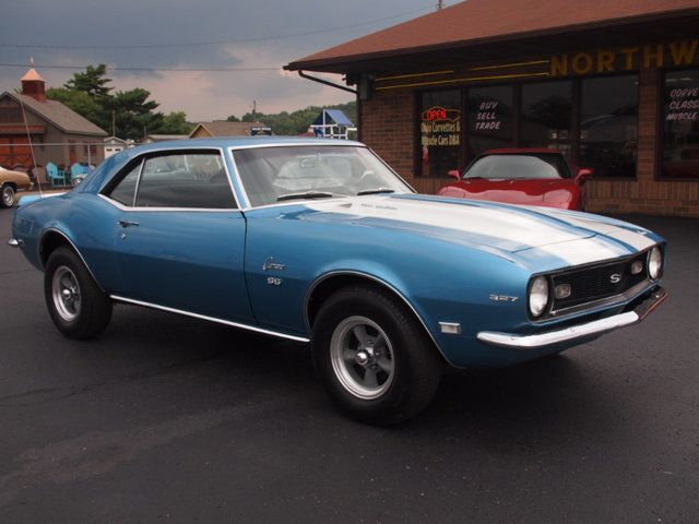 1968 Chevrolet Camaro SS Not Specified for Sale Riverhead, NY - $35,500 -  Motorcar com