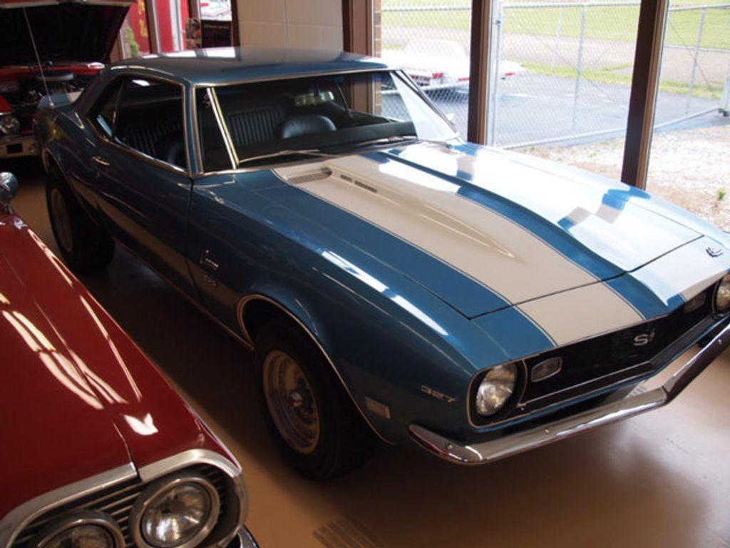 1968 Chevrolet Camaro SS - 17794979 - 31